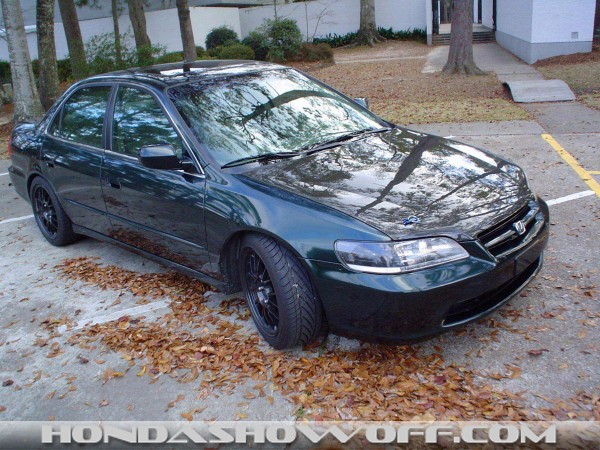 FOR SALE: 2000 Honda Accord EX, AND 1999 Honda Civic Si