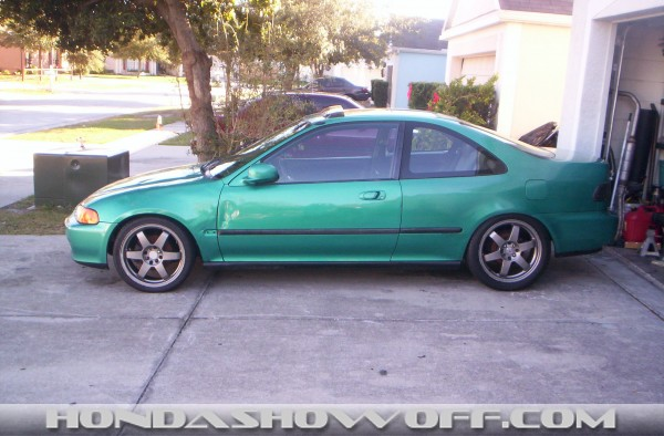 Hondashowoff 1993 acura integra ls for 1993 honda civic ej1 for sale